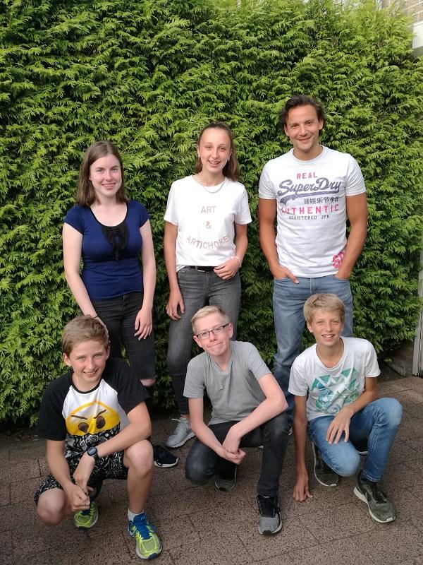 Populair Jeugdraad - Protestantse Gemeente Zeewolde #VX08